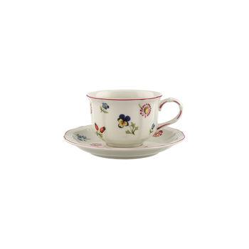 Petite Fleur Filiżanka do herbaty ze spodkiem 2 szt.