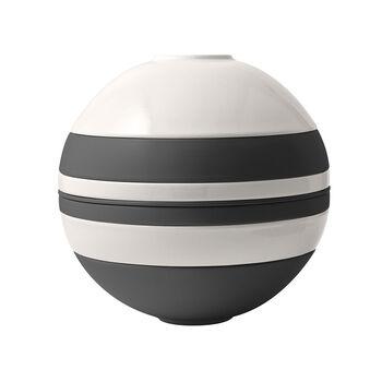 Iconic La Boule black & white, czarno-biały