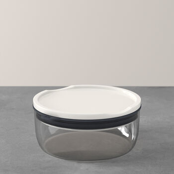 ToGo&ToStay pojemnik na lunch, 13x6 cm, okrągły, szary