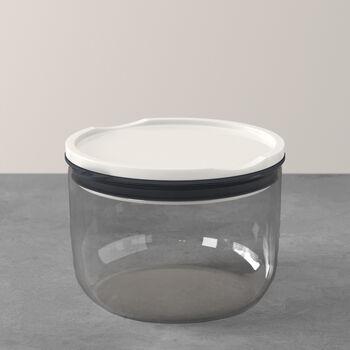 ToGo&ToStay pojemnik na lunch, 13x9,5 cm, okrągły, szary