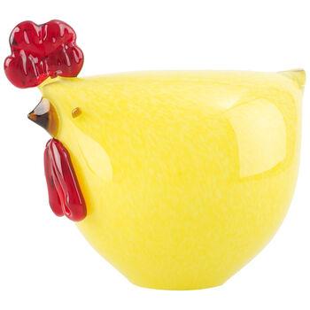 Special offer Kura żółta 17x15cm