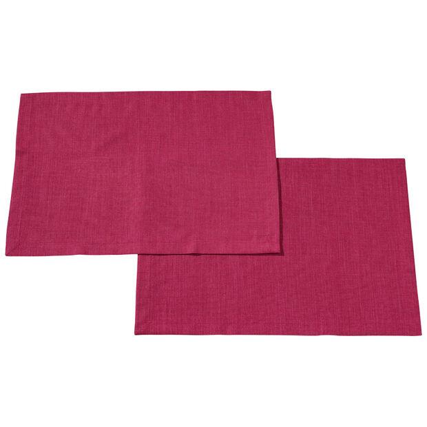 Textil Uni TREND Podkladka Red Plum S2 35x50cm, , large
