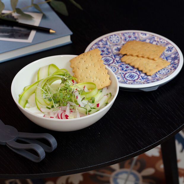 Modern Dining To Go Indigo miska M, , large