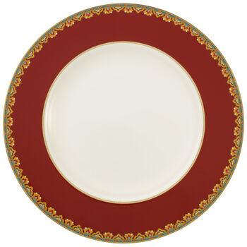 Samarkand Rubin Talerz obiadowy