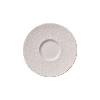 Manufacture Rock blanc Spodek do filiża.do białej kawy 17x17x2cm