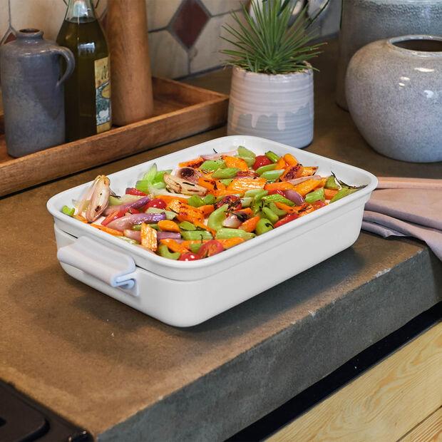 Clever Cooking Forma do pieczenia z pokrywką, prostok. 30x20cm, , large