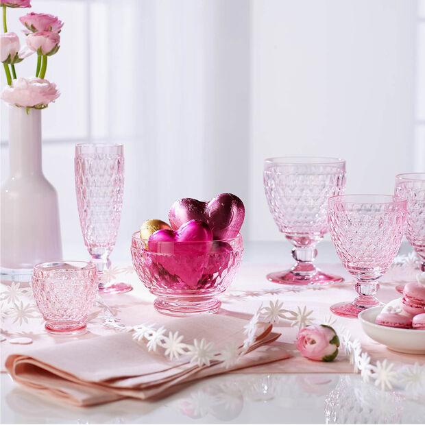 Boston Coloured Kieliszek do szampana różowy, , large