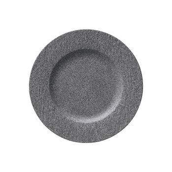 Manufacture Rock Granit talerz płaski, 27 cm, szary