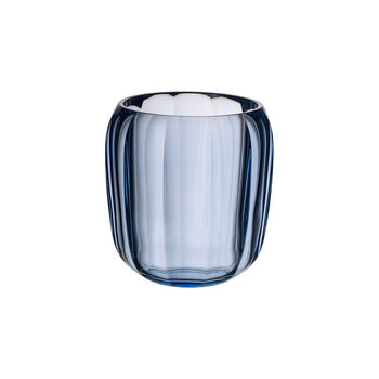 Coloured DeLight szklany świecznik Winter Sky