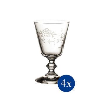 Old Luxembourg kieliszek do białego wina, 4 sztuki