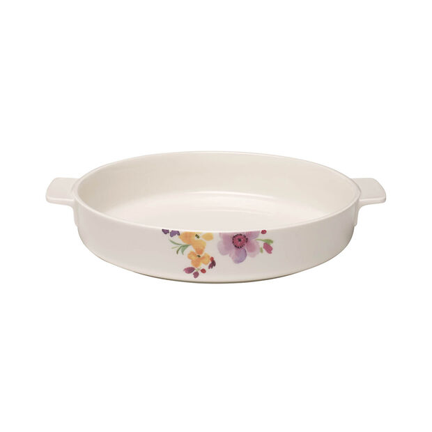 Mariefleur Basic okrągłe naczynie do zapiekania 28 cm, , large