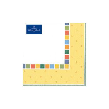 Papierowe serwetki Twist Alea, 20 sztuk, 33x33cm