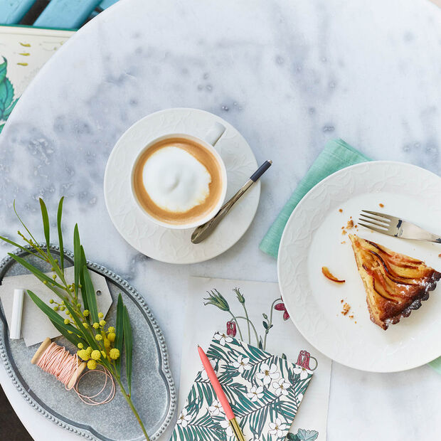 Caffè Club Floral Touch Spodek do filiżanki do kawy, , large