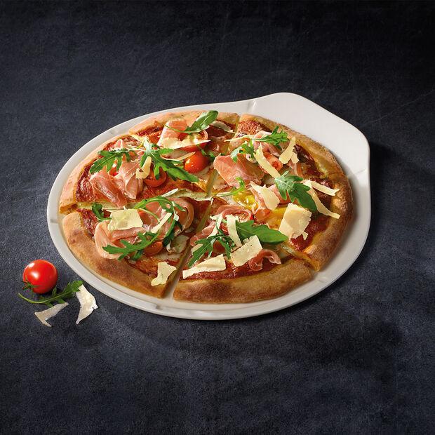 Pizza Passion Talerz do pizzy mały Zestaw 2 sztuki 33x31,5x3cm, , large
