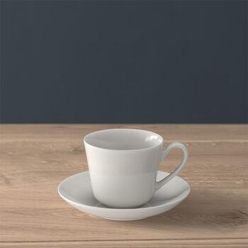 Twist White Filiżanka do espresso ze spod. 2 szt.
