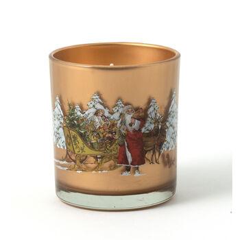 Winter Specials Święty Mikołaj z saniami 7,5x9,5cm