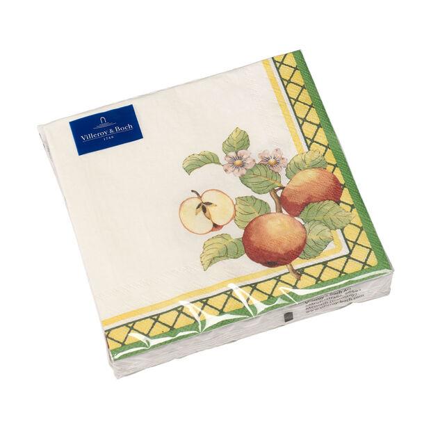 Papierowe serwetki French Garden new, 20 sztuk, 33x33cm, , large