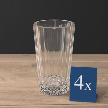 Opéra szklanka do long drinków zestaw 4 el.