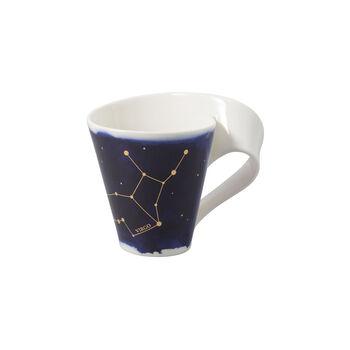 NewWave Stars kubek Panna, 300 ml, niebieski/biały