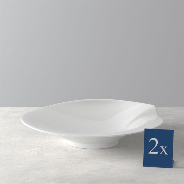 Pasta Passion Zestaw Talerz do pasty M 2 Sztuki 27,2cm, , large