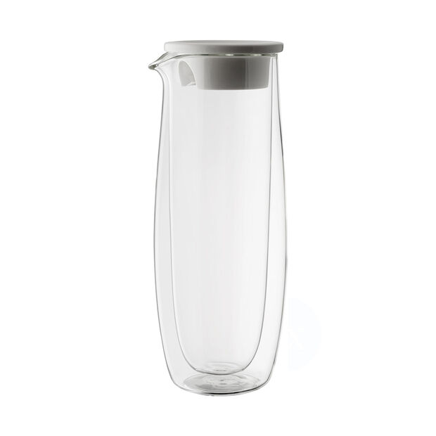 Artesano Hot&Cold Beverages Szklana karafka z pokrywką, , large