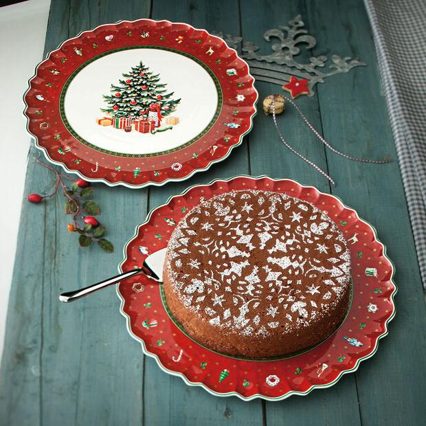 Toy's Delight okrągły talerz do ciasta, , large