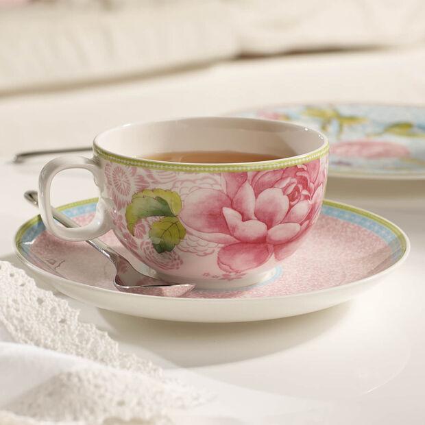 Rose Cottage Spodek d.filiżanki d.herbaty pink, , large