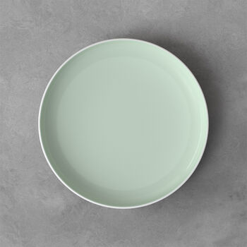 it's my match talerz Uni, 24cm, mineralna zieleń