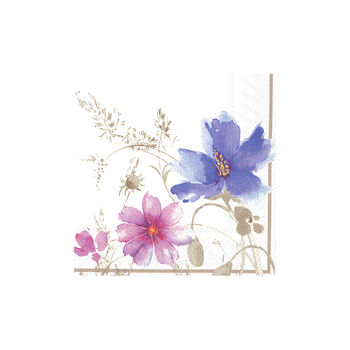 Papierowe serwetki Mariefleur Gris, 20 sztuk, 33x33cm