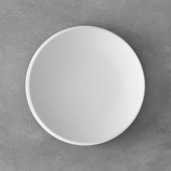 NewMoon talerz śniadaniowy, 24 cm, biały