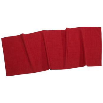 Textil Uni TREND bieżnik czerwony 50x140cm