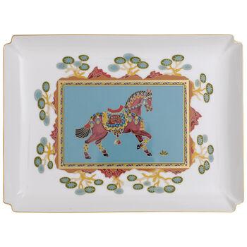 Samarkand Aquamarin Gifts duża miska dekoracyjna
