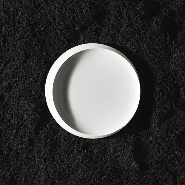 NewMoon półmisek do prezentacji, 37 cm, biały, , large