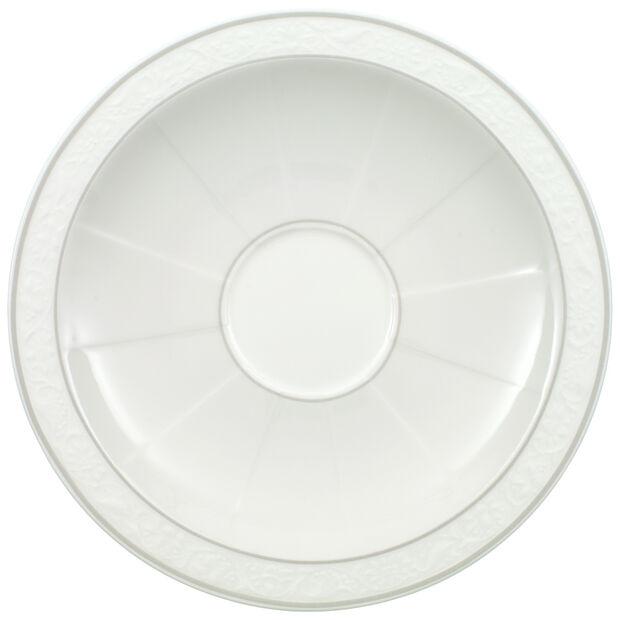 Gray Pearl spodek do filiżanki do kawy/herbaty, , large