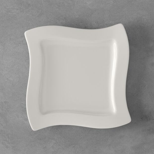 NewWave kwadratowy talerz śniadaniowy, , large