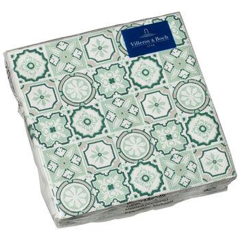 Papierowe serwetki Jade Caro, 20 sztuk, 25x25cm