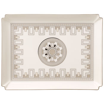 La Classica Contura Gifts duży talerz dekoracyjny 28x21cm
