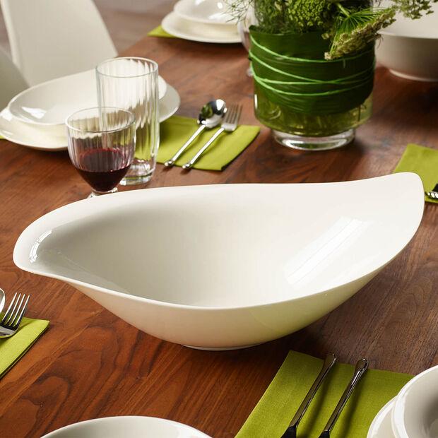 New Cottage Special Serve Salad Miska na sałatę 45x31cm, , large