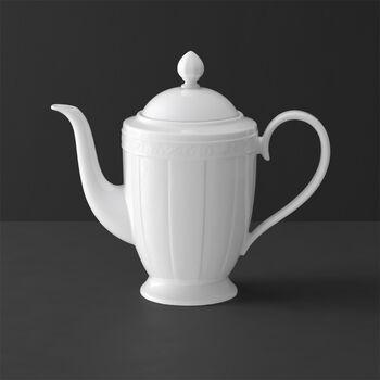 White Pearl dzbanek do kawy dla 6 osób