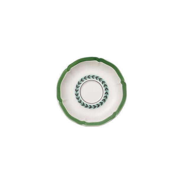 French Garden Green Line spodek do filiżanki do espresso, , large