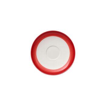 Colourful Life Deep Red Spodek filiż.espresso 12cm