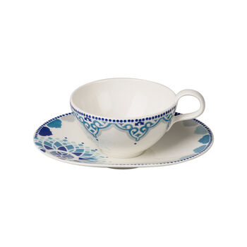 Tea Passion Medina zestaw do herbaty 2 el.