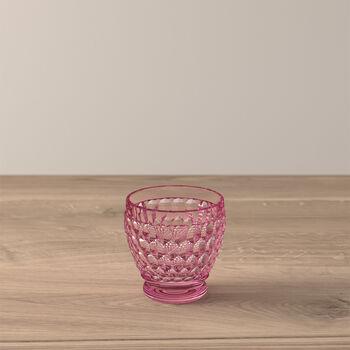 Boston Coloured Kieliszek shot różowy
