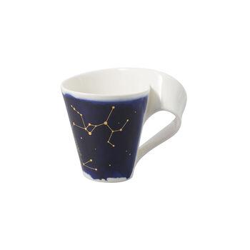 NewWave Stars kubek Strzelec, 300 ml, niebieski/biały