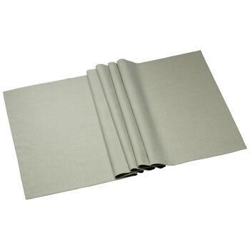 Textil Uni TREND bieżnik zielona mgła 78 50x140cm