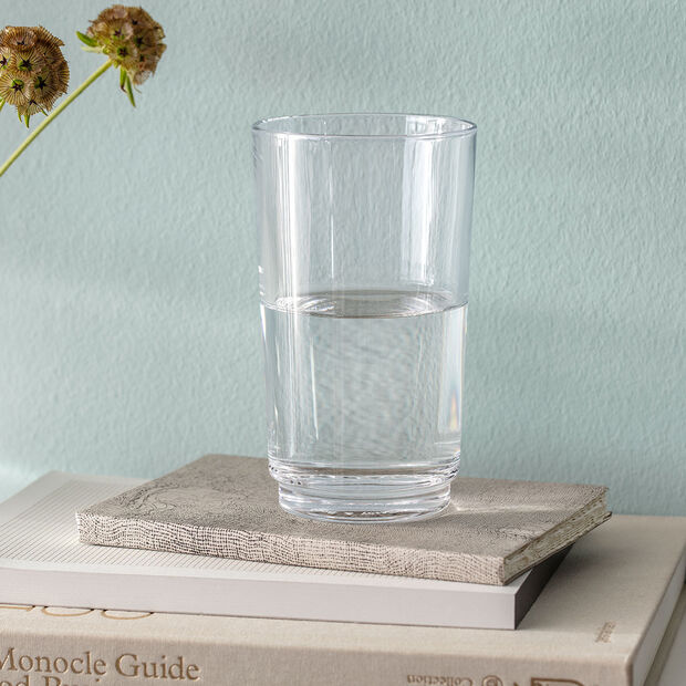 like by Villeroy & Boch it's my match zestaw szklanek do long drinków, przezroczysty, 8 x 14 cm, 2-częściowy, , large