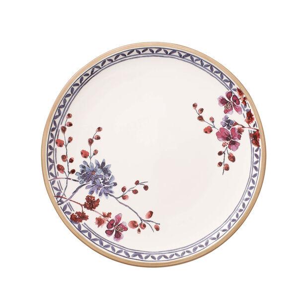 Artesano Provençal Lavendel talerz płaski z kwiatowym dekorem, , large