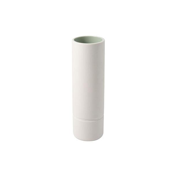 it's my home duży wazon, 6x20 cm, zielony/biały, , large