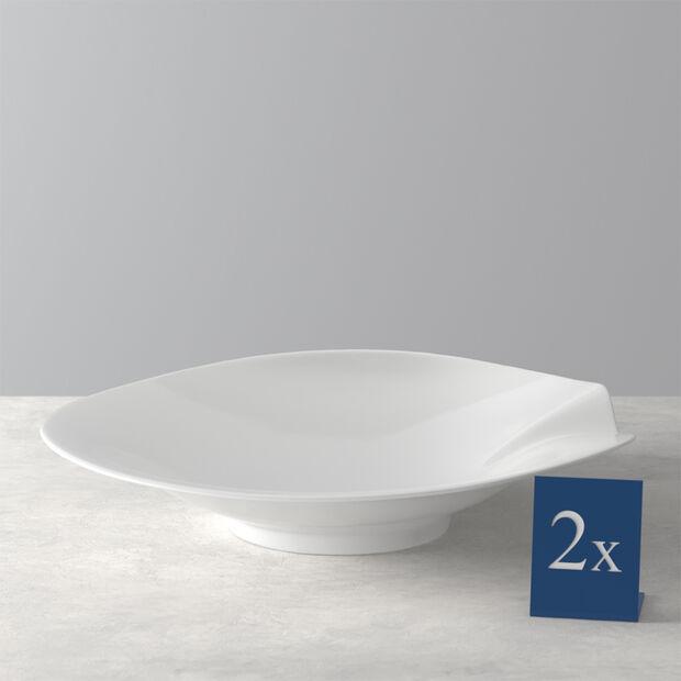 Pasta Passion Zestaw Talerz do pasty L 2 Sztuki 30,5cm, , large