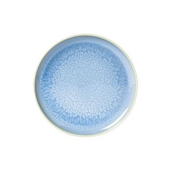 Crafted Blueberry talerz śniadaniowy, turkusowy, 21 cm